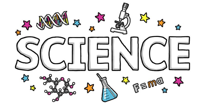 How to study Science in English