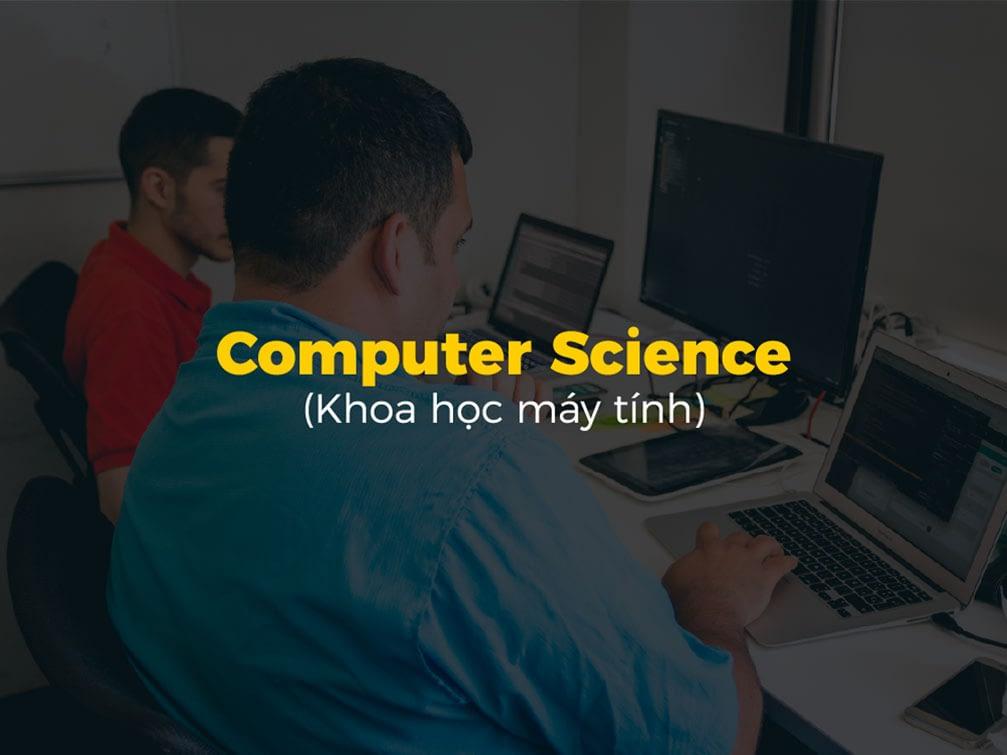 Khoa học Máy tính bằng tiếng Anh