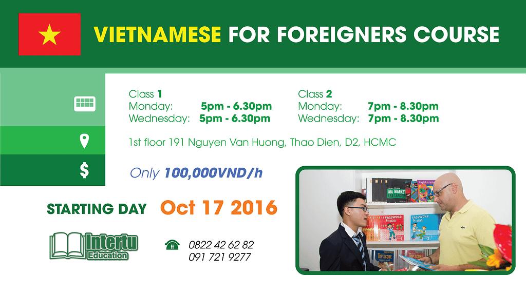 Looking for Vietnamese tutor - Giáo viên người Việt
