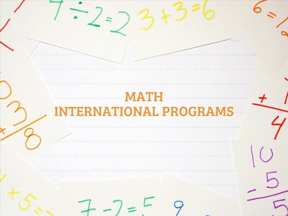math-international-programs