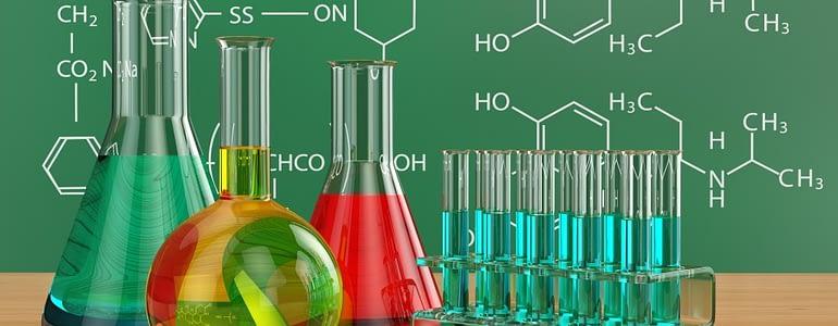 Hóa bằng tiếng Anh - Chemistry